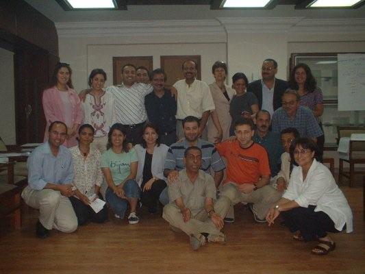 2003-2004, Governance