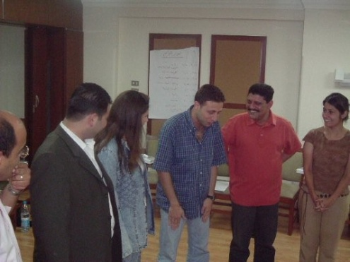 Hani & Manhal& Khadija Ciro2004