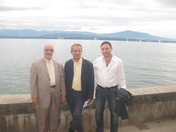 Michel Nsear& Khald Hindawi
