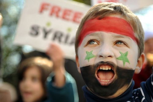 Syrian-Spring