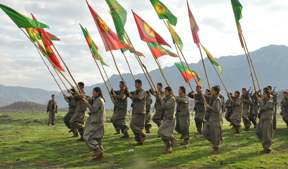 Kurdish-PKK-guirilla.-Archival-photo.