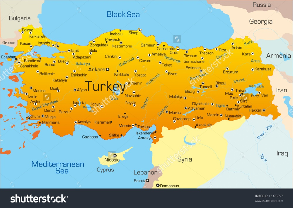 stock-vector-vector-map-of-turkey-country-17373397