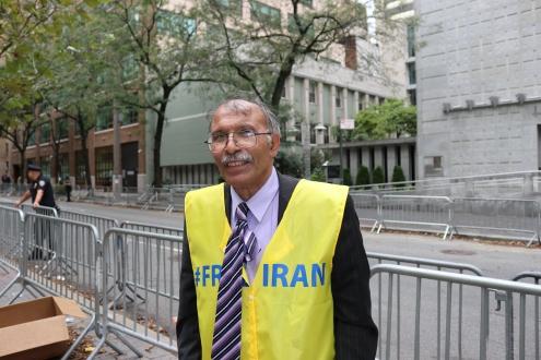 The 'Free Syrian & Iran_ Rally21