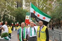 The 'Free Syrian & Iran_ Rally22