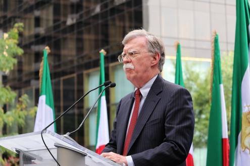 The 'Free Syrian & Iran_ Rally5